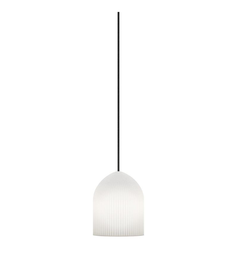 Lampa wisząca Ripples z silikonu - idealna do pokoi hotelowych ze względu na swoją trwałość, VITA Copenhagen, Pufa Design