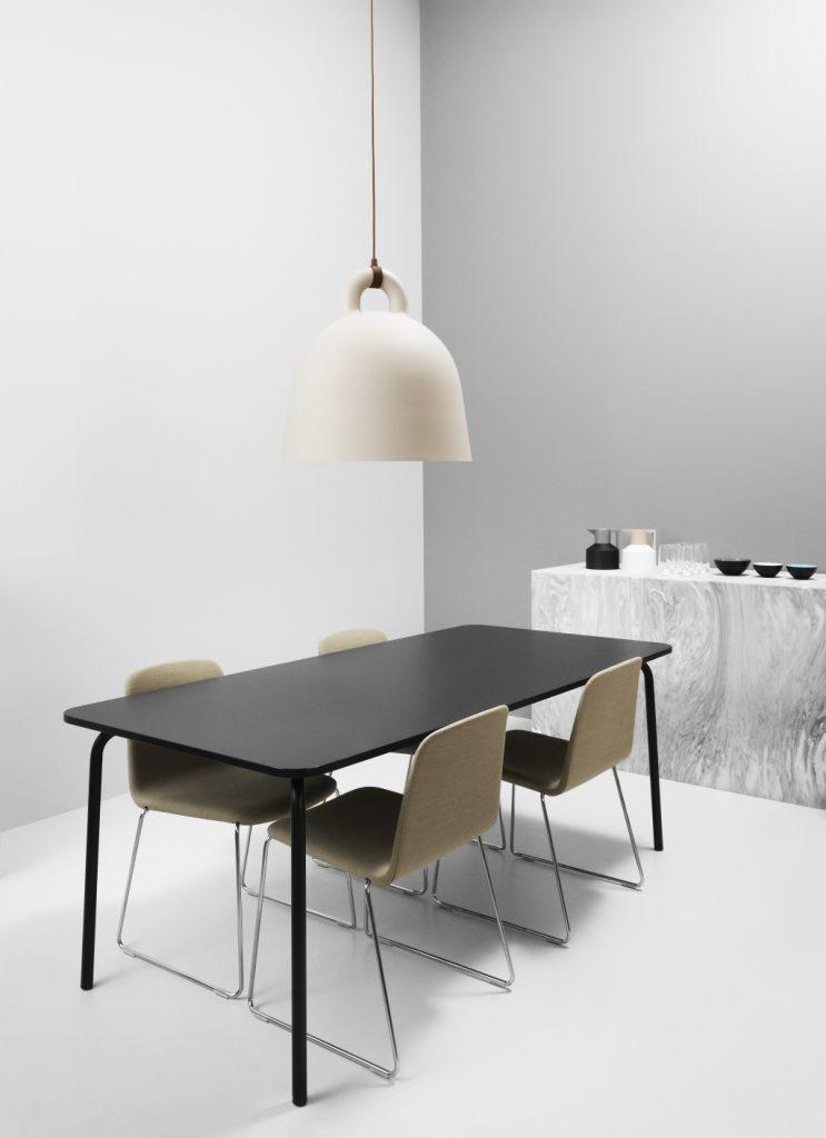 Lampa wisząca Bell, Normann Copenhagen, Pufa Design