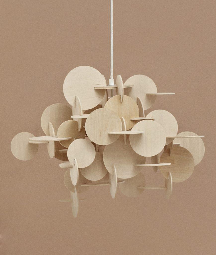 Lampa Bau, ikona skandynawskiego designu, Normann Copenhagen, Pufa Design
