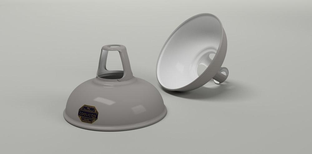 Lampy Coolicon, pierwszy raz w Polsce, Pufa Design