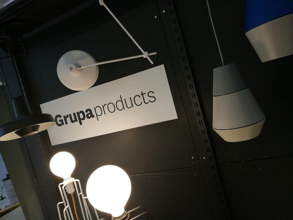 Arigato White, Grupa Products, Pufa Design