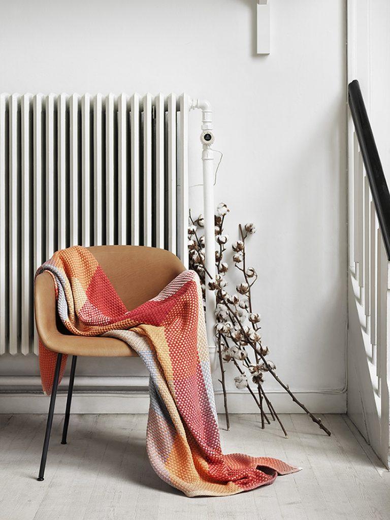 Pled Loom, 130x180cm, Muuto, bawełna, Pufa Design