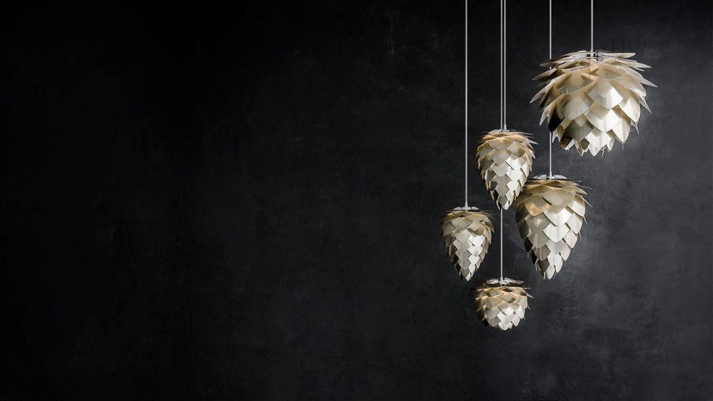 Kolekcja Conia Brass, Vita Copenhagen, Pufa Design