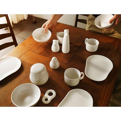 Rodzina bałwanków na jednym stole, Authentics, Pufa Design