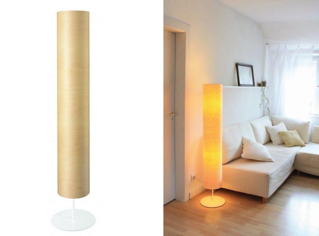 Abażur lampy FUNK podklejony jest od wewnątrz warstwą celulozowego materiału dla nadania im stabilności i wytrzymałości, Dreizehngrad, Pufa Design