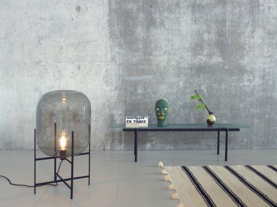 Lampa podłogowa Oda Medium, Pulpo, Pufa Design