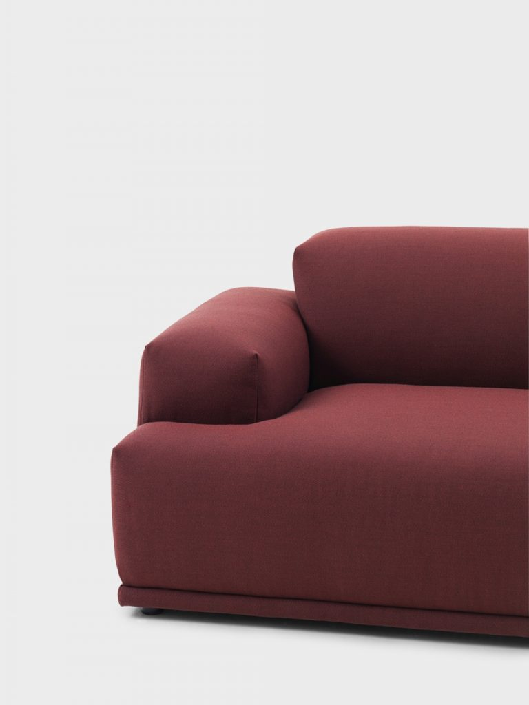 Detal, sofa modułowa Connect, Muuto, Pufa Design