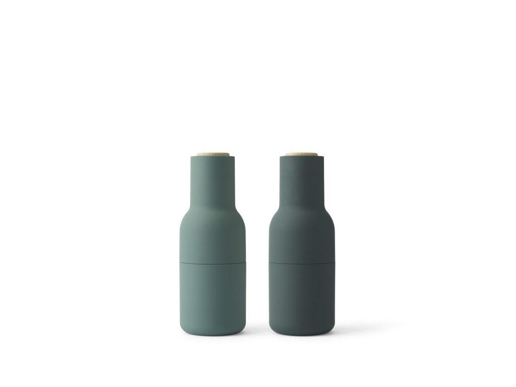 Jedne z najbardziej popularnych młynków w stylu skandynawskim, Bottle Grinder, Menu, Pufa Design