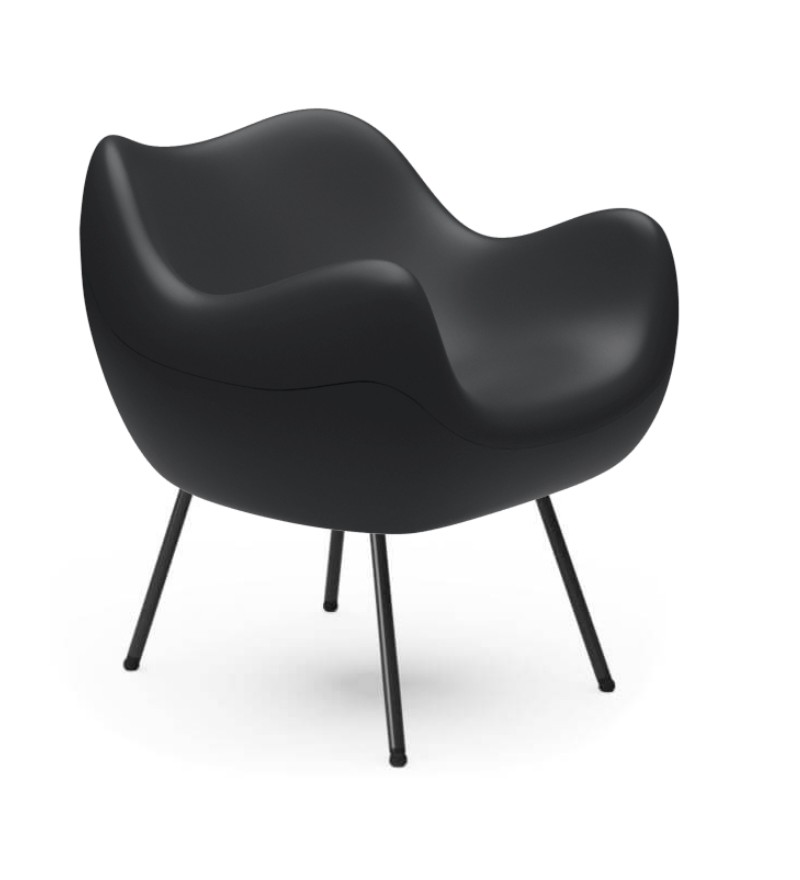 fotel-rm58-mat-vzor-czarny