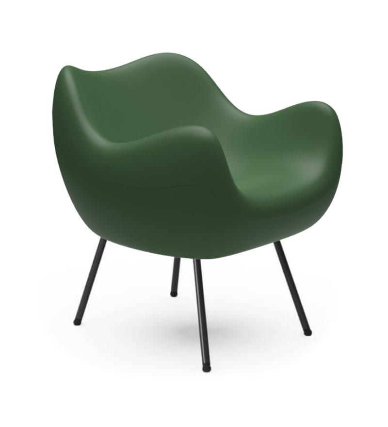 Oliwkowy RM58, Vzór, Pufa Design