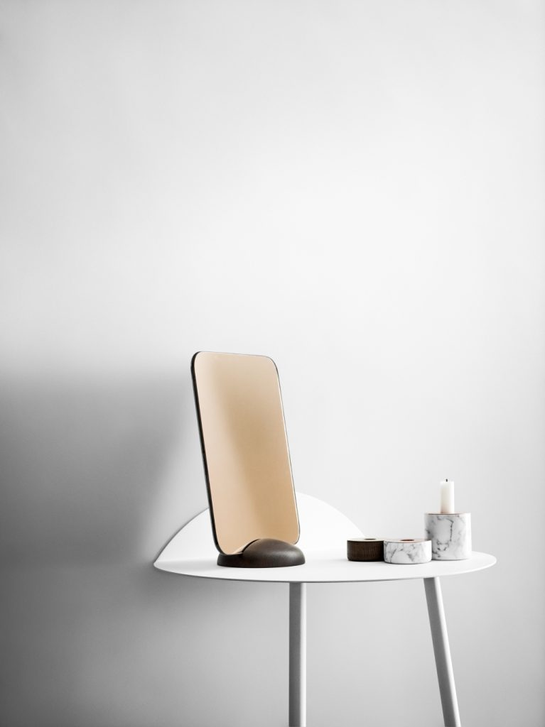 Lustro Gridy Me, Menu, Pufa Design