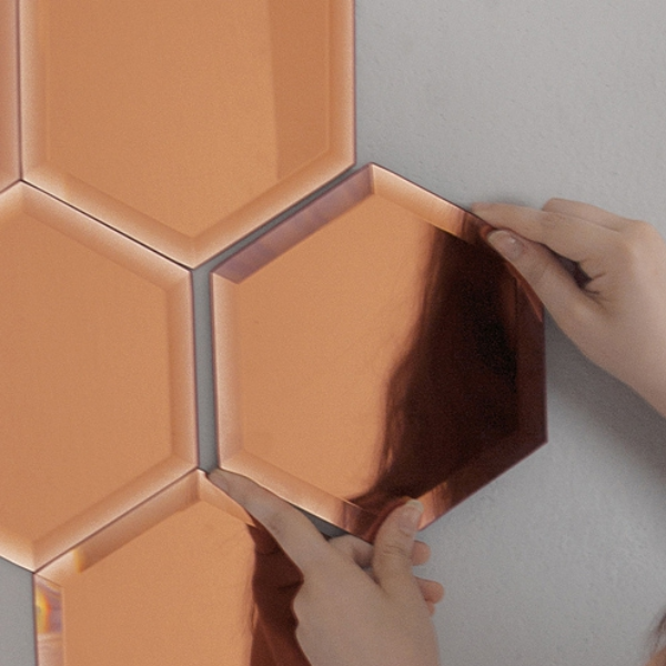 Lustra modułowe Mirrorized, 2 rodzaje, Seletti, Pufa Design