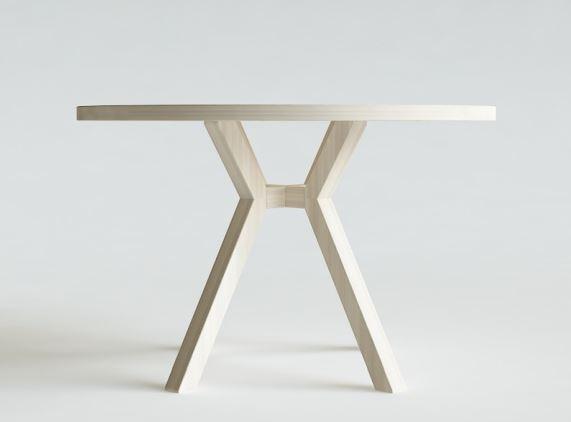 Stół okrągły STAR, Iwona Kosicka Design w Pufa Design