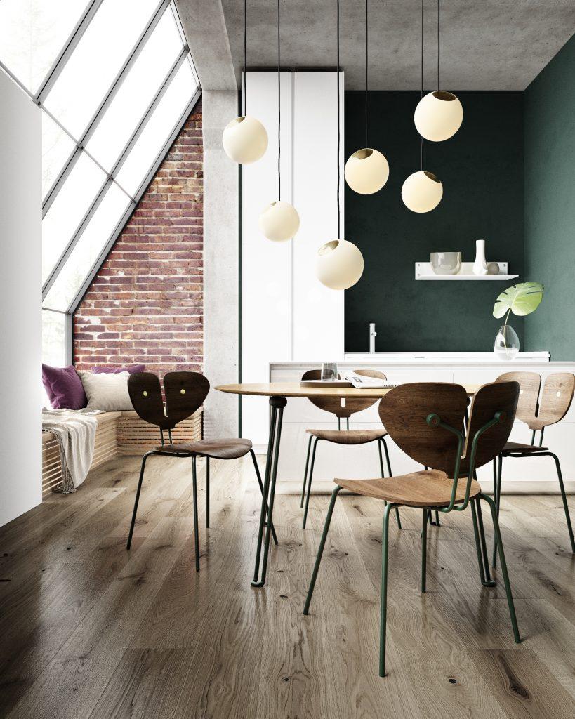 Lampy Bright Spot Brass, Nordic Tale - nowość w Pufa Design
