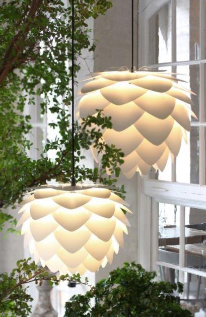 Kolekcja lamp Aluvia, aluminium, Vita Copenahegn, Pufa Design