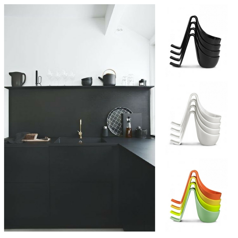 Kieliszki do jajek Eiko, Authentics - różne kolory, Pufa Design