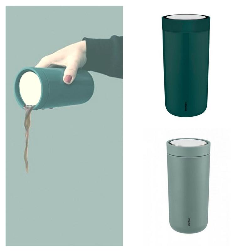 Kubek termiczny To Go Click, różne kolory, Stelton, Pufa Design