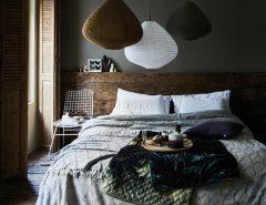 Lampy z wełny – dopasuj abażur do pory roku!