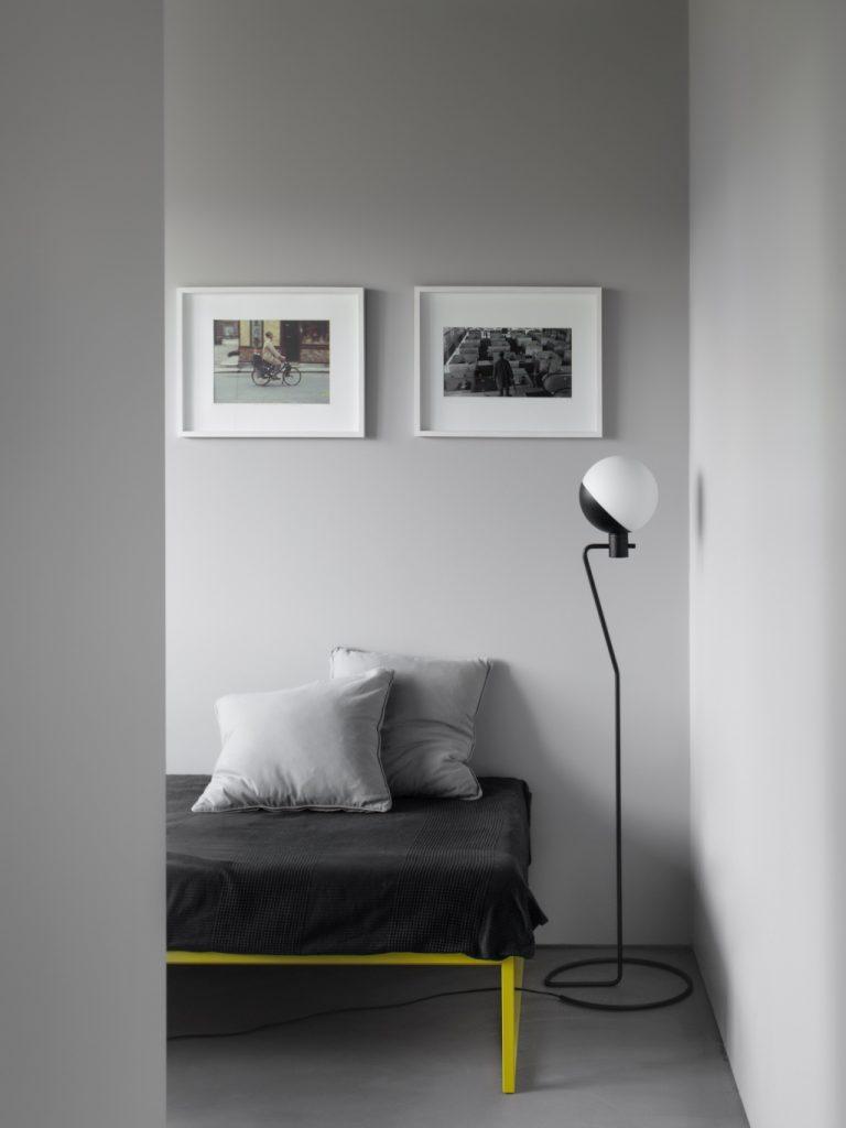 Baluna w wersji podłogowej, Grupa Products, Pufa Design