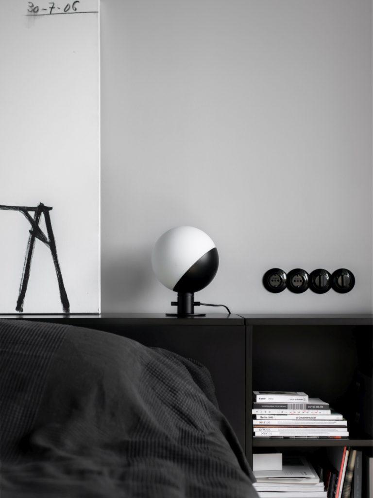 Baluna w wersji lampki nocnej, Grupa Products, Pufa Design