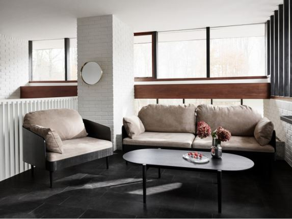 Sofa Septembre, Menu, Pufa Design