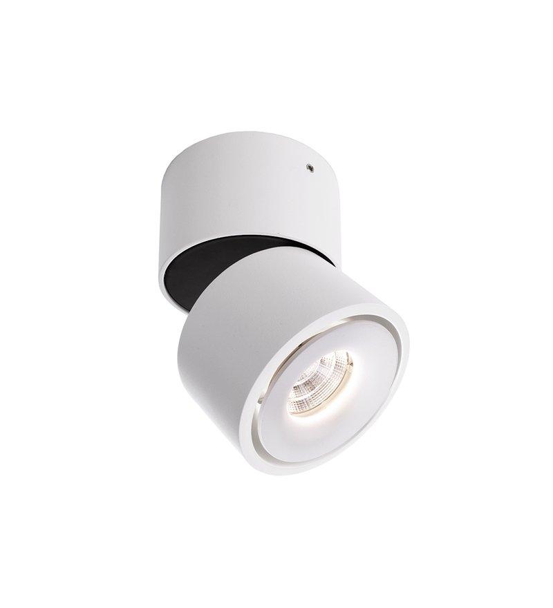 Lampa sufitowa z ruchomym przegubem, Uni Mini, Deko-Light, Pufa DEsign