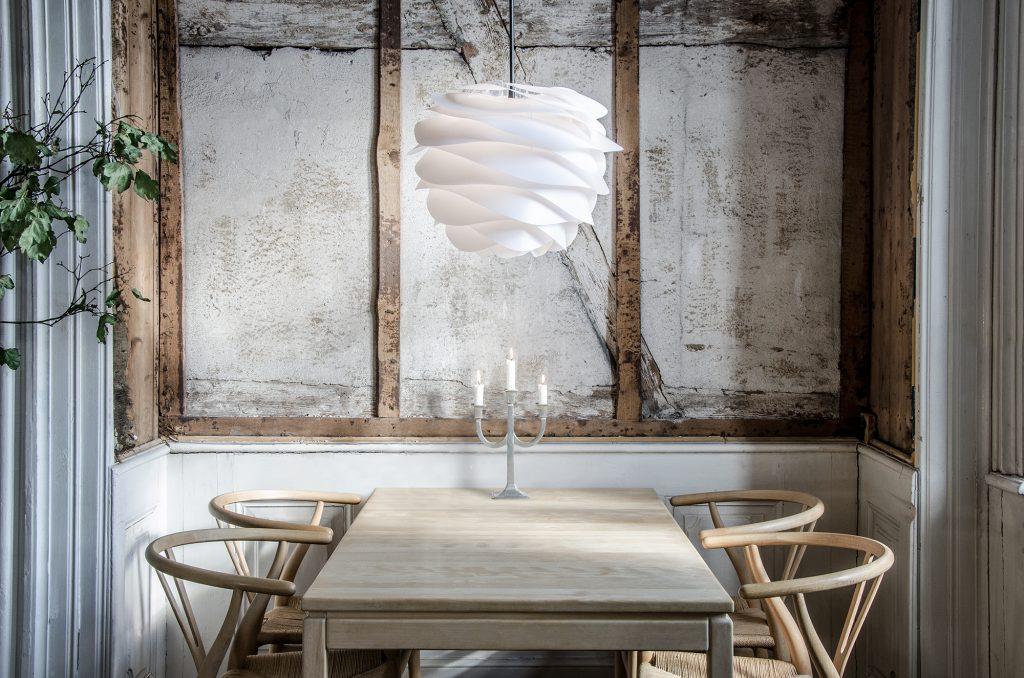 Lampa Carmina - biała, Vita Copenhagen, Pufa Design