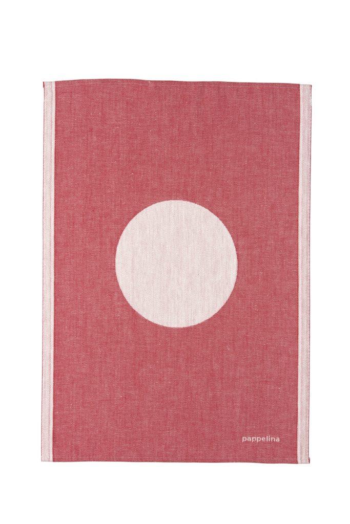 Vera w odcieniu malinowym, Pappelina, Pufa Design