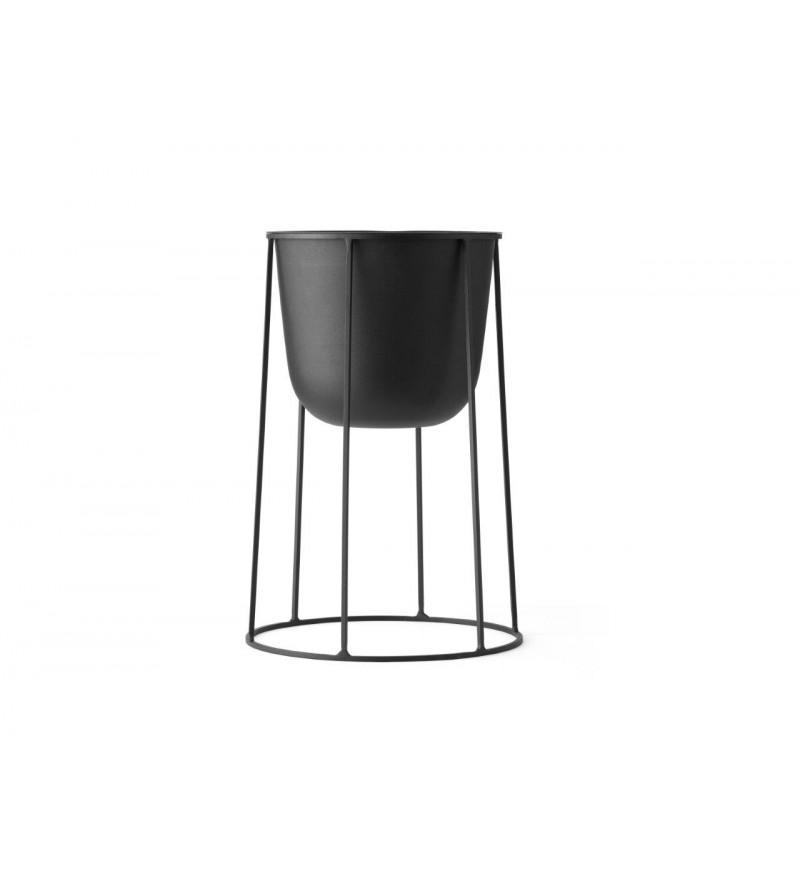 Podstawa druciana do kwietnika Wire Menu, dostępne trzy rozmiary, Pufa Design