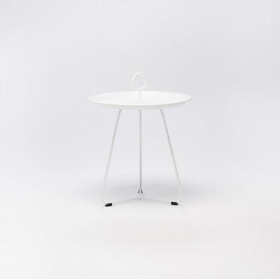 Stolik EYELET Tray Table Ø45 HOUE - różne kolory, na zewnątrz, Pufa Design