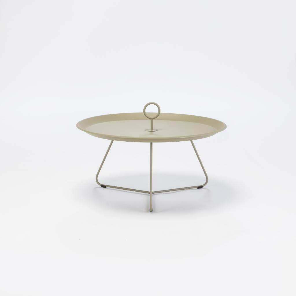 Stolik ogrodowy z uchwytem Eyelet o średnicy 80 cm, Houe, Pufa Design