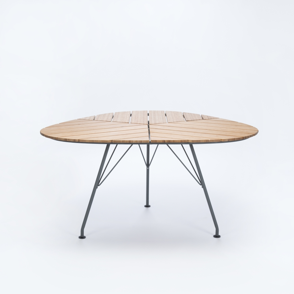Stół ogrodowy na 9 osób, Leaf, Houe, Pufa Design