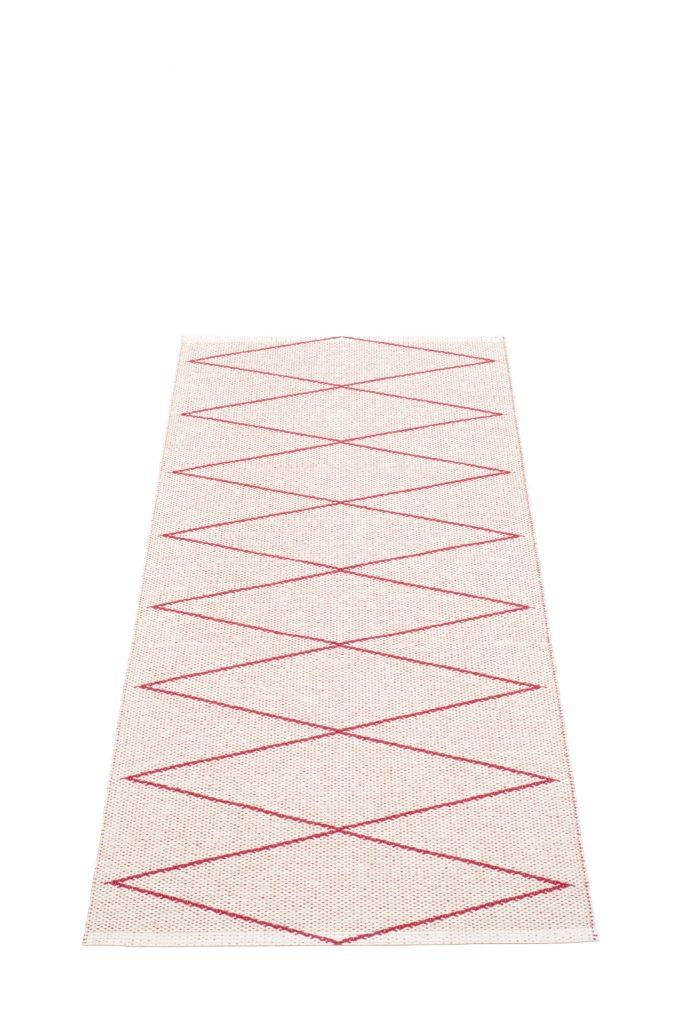 Chodnik Max, dustronny z delikatnym wzorem, Pappelina, Pufa Design