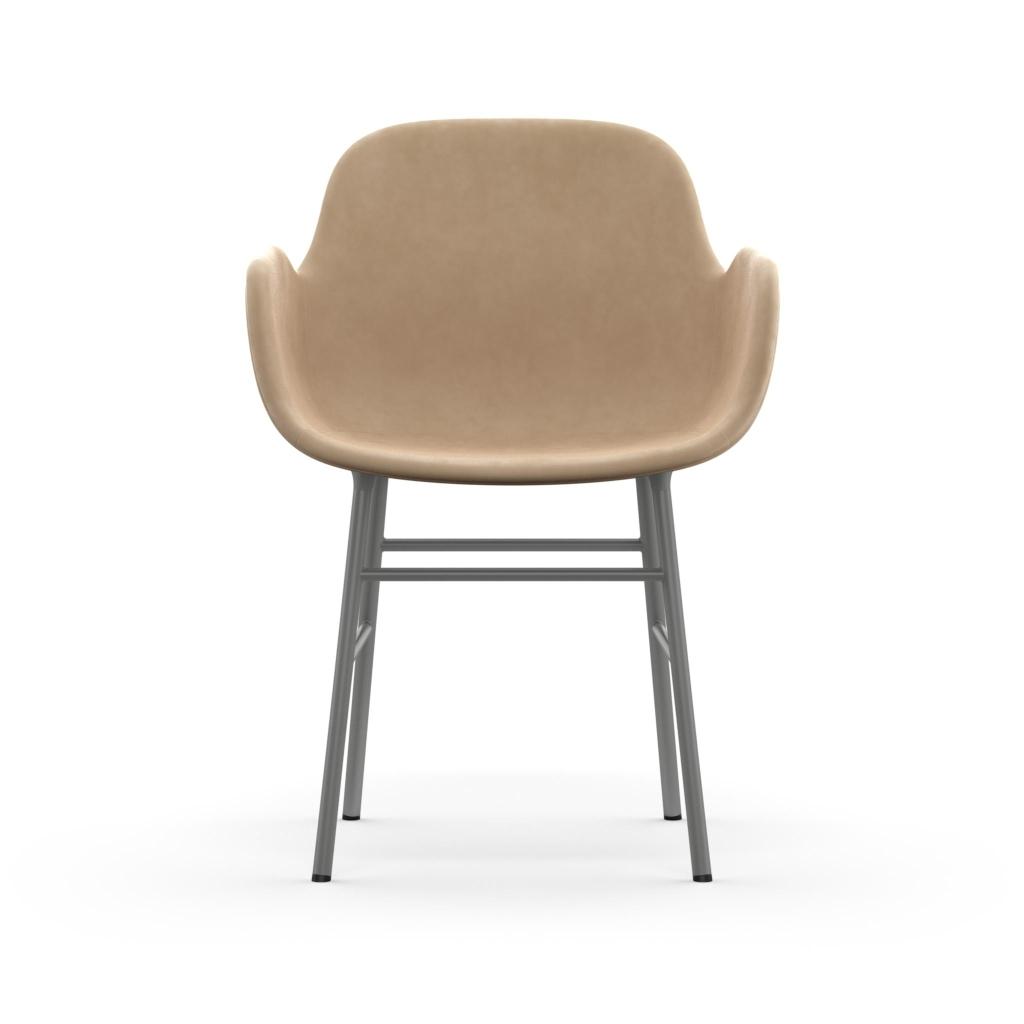 Krzesło Form, Normann Copenhagen, Pufa Design