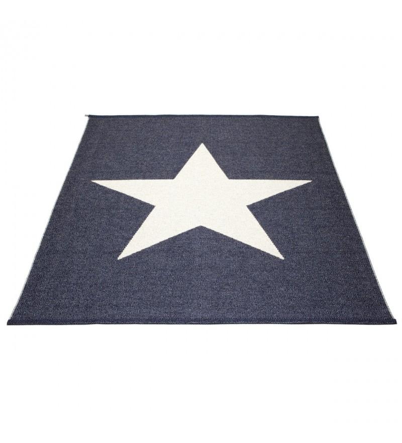 Chodniczek Viggo Star w kolorze dark blue metallic