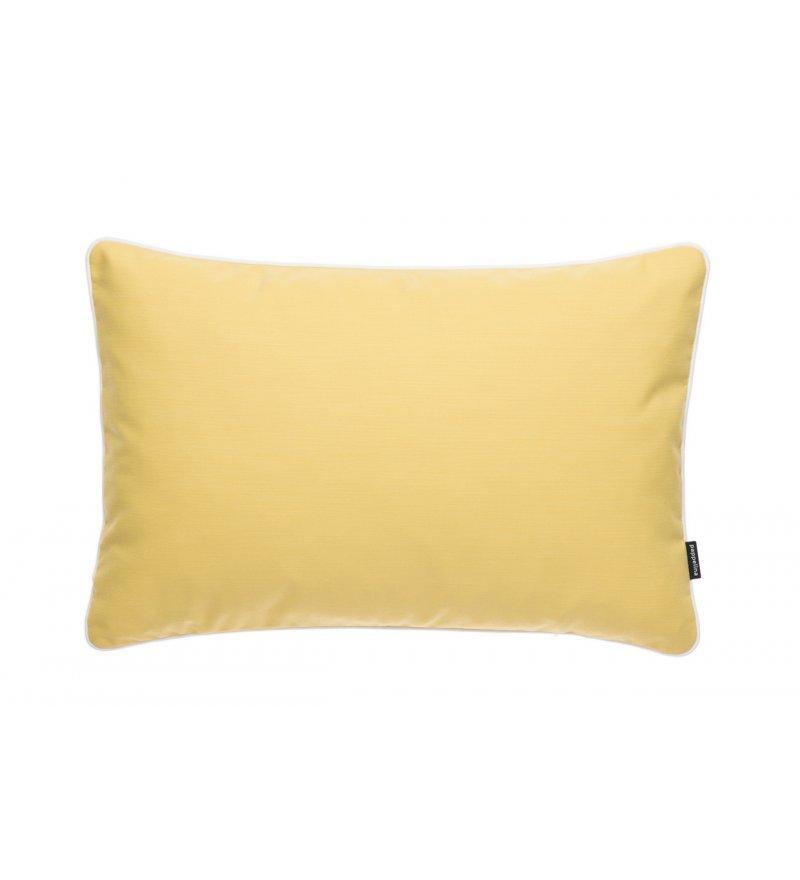 Poduszka ogrodowa Sunny z trwałego, odpornego na słońce materiału, Pappelina, dostępna w Pufa Design