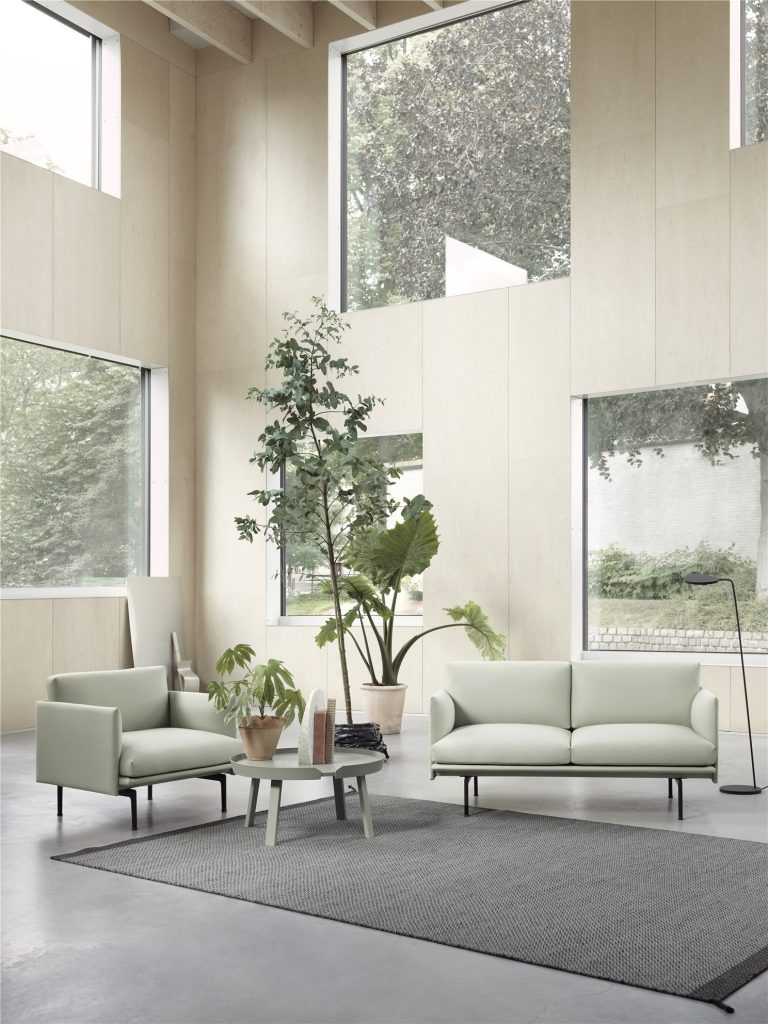 Outline-studio-chair-sofa-around-leaf-floor-lamp-ply-rug_2