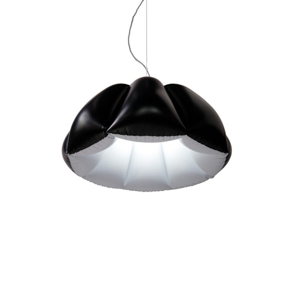 Lampa Orca to najbardziej charakterystyczny, jeden z pierwszych projektów PUFF-BUFF