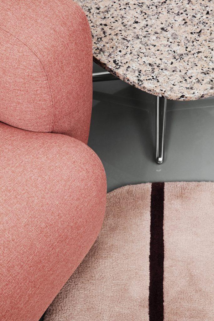 Kolekcja owalnych dywanów Oona Normann Copenhagen
