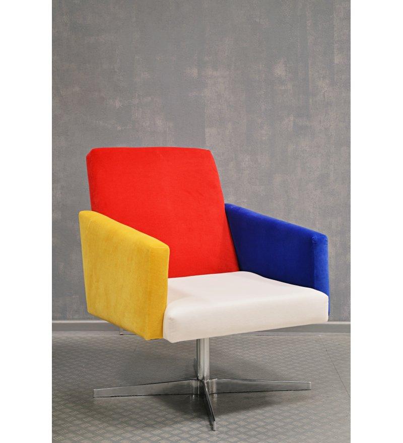 Fotel NO, 1 INAP. DE STIJL