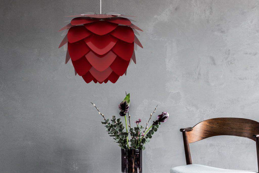UMAGE Asteria, lampy wiszące w różnych kolorach
