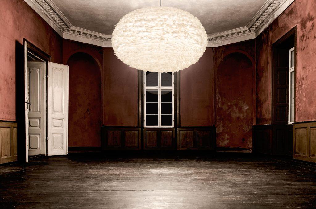Lampa z piór EOS XXL