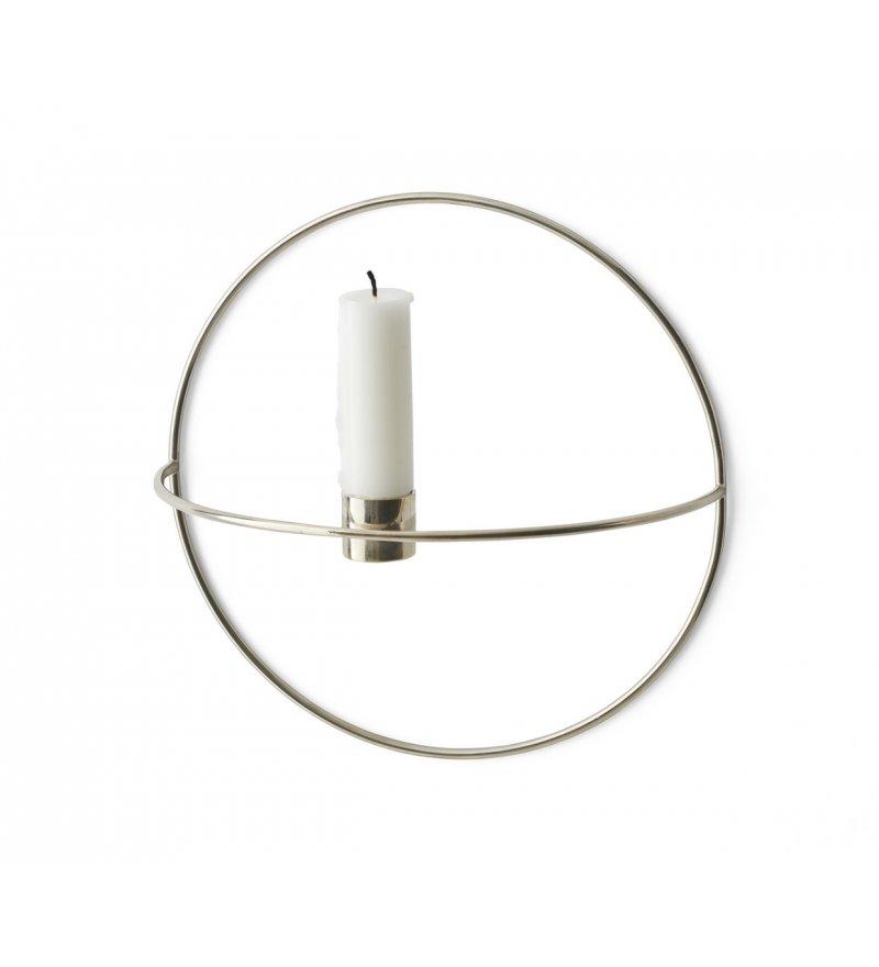 Okrągły świecznik Pov Menu