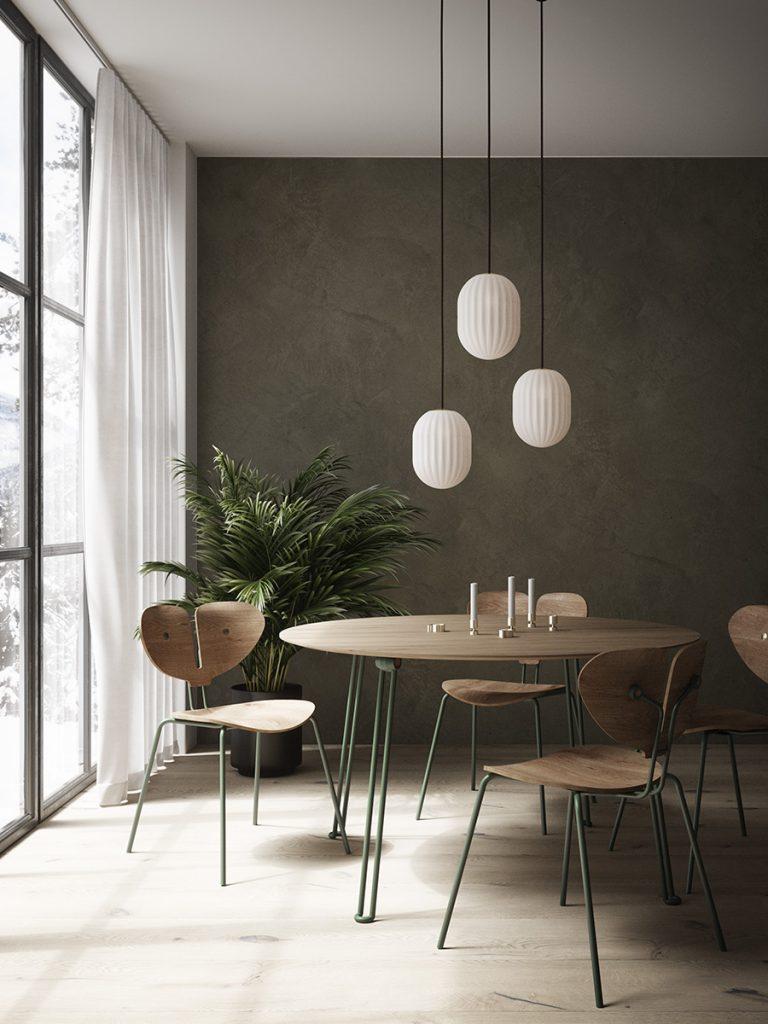 Efektowne lampy wiszące Bright Modeco Plus