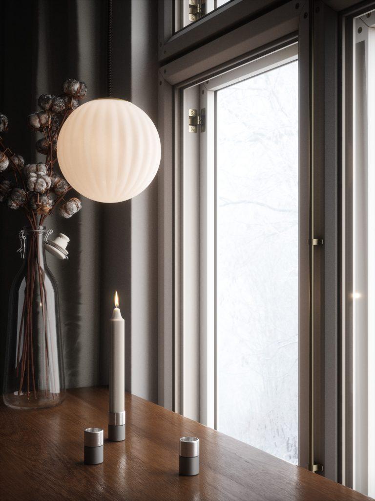 Lampa wisząca Bright Modeco