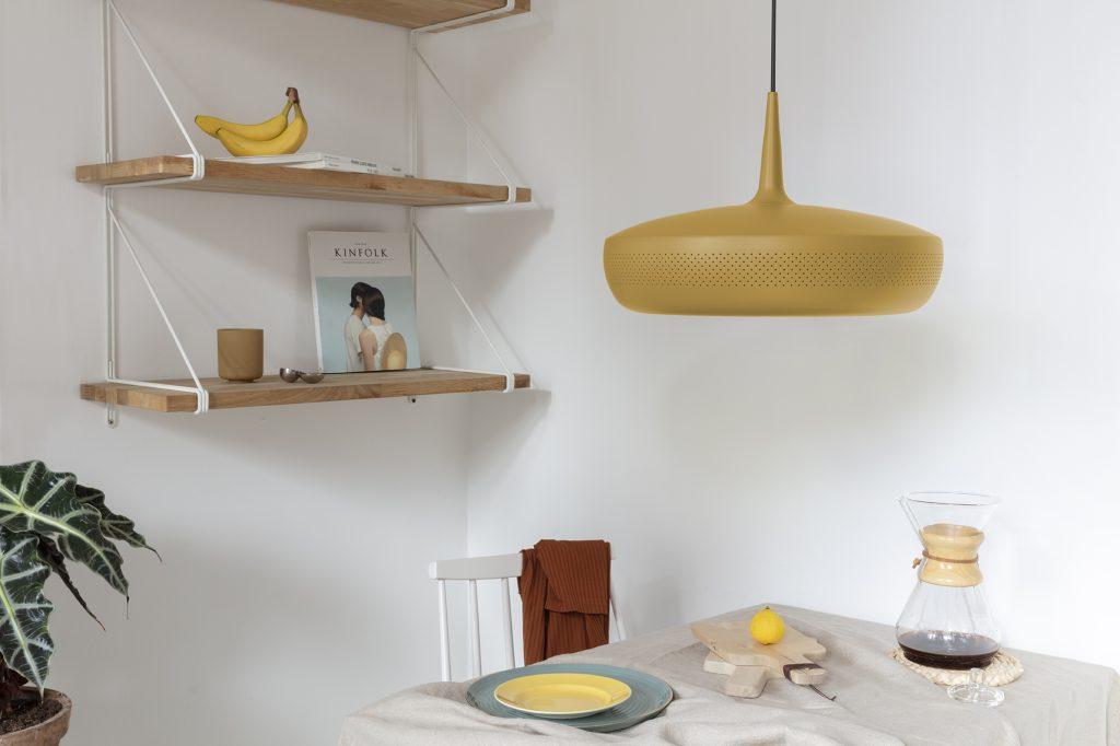 Lampa wisząca Clava Dine Ochre marki Umage