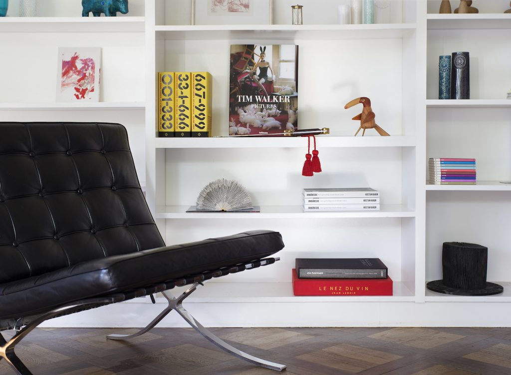 The Pepper Bird TonnP Spring Copenhagen living room and chair
