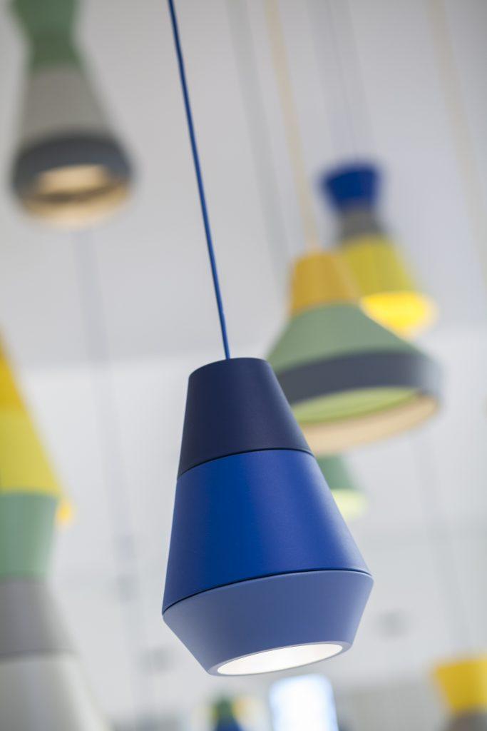Lampa La Lava z kolekcji Ili Ili, Grupa