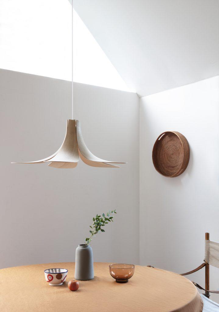 Nowość - lampa Jazz, jasny dąb