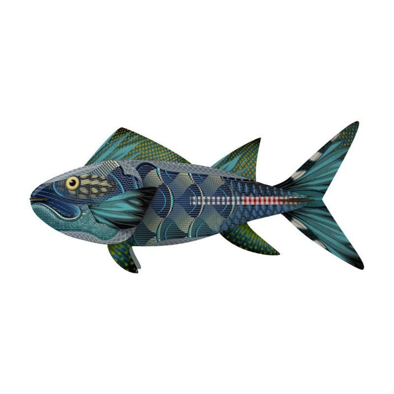 Ryba Miguel dekoracja ścienna Miho